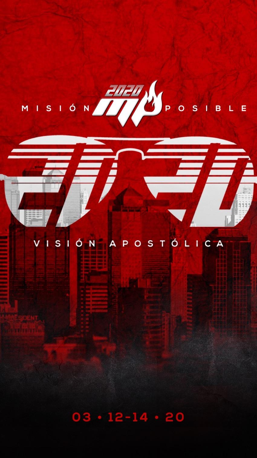 Misión Posible 2020: Visión Apostólica